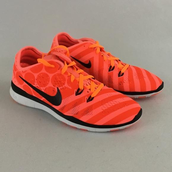 fad5f9684e0eb NEW Nike Free 5.0 Tr Fit 5 Print Fitness Size 6.5 NWT